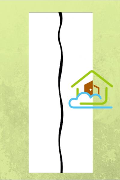 清新系列 - 雙色線條 - 房門